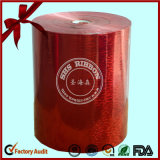 Iridescent PP Jumbo Roll para Gift Packaging Box