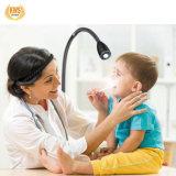5W de medische Helderheid Regelbare Hoge CRI van de Verlichtingsinrichting van de Lijst van de Gynaecologie