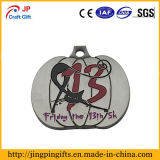 カスタム高品質の乗馬の競争の金属メダル