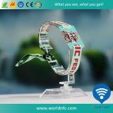 Wristband случая/партии промотирования Ultralight сплетенный тканью