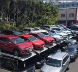 SUVの強いスタッカー2のポストの二重層車の駐車上昇
