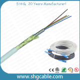 FTTH blindados no interior do cabo de fibra óptica (AMB-xC)