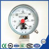 Manometro elettrico resistente ai colpi del contatto dalla Cina