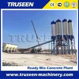 Завод Precast конкретного смесителя машинного оборудования конструкции 90m3/H для сбывания