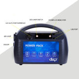 Alimentazione elettrica ininterrotta mobile portatile di CA 220V 240V 110V dell'uscita di nuovo disegno per il sistema a energia solare 500W 1000W 2000W