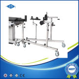 整形外科のステンレス鋼の手術台