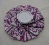 Sacchetto del dispositivo di raffreddamento del ghiaccio del tessuto di Resuable dell'imballaggio del regalo per la terapia fredda calda
