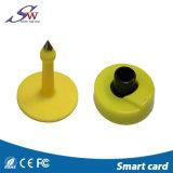 134.2MHz passive RFID Marken-/Animal-Ohr-Marken für den Gleichlauf