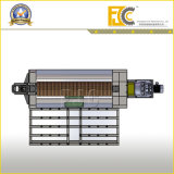 Automatici idraulici Due-Rotolano la macchina piegatubi del piatto