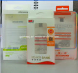 Het Plastiek die van de douane Vouwend de Dozen van de Druk (doos 009 van pvc) verpakken