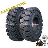 700-12 neumático de la carretilla elevadora, 650-10 neumático sólido, neumático del sólido de la carretilla elevadora 815-15