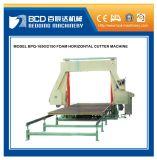 Machine de découpe de mousse horizontal automatique (BPQ)