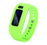 OLED Bildschirmanzeige Bluetooth intelligentes Armband mit verlorener Antifunktion (E02)