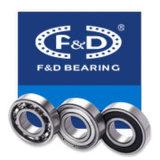 F&D que carrega o rolamento de esferas 6303 para a motocicleta parte o rolamento de rolo 6303-2RS