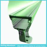 Profile/Aluminium de alumínio Extrusion Power Supply Box com Anodizing