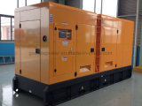 générateur électrique silencieux de 500kVA Cummins à vendre (KTA19-G4) (GDC500*S)