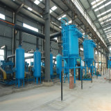 Neue Technologie-Vakuumprozess-Gießerei-Formteil-Maschine