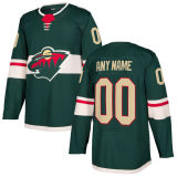Wilde Zach Parise Ryan Suter Mikko Koivu HockeyJerseys Minnesota-
