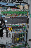 PLC는 접착제를 가진 고속 건조한 Laminator를 통제한다