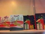 Мешки для подарков бумаги