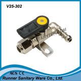 Mini-Robinet de gaz angulaire (V25-302)