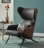 Zig Zag Chaise Lounge Fibra Cassina Caprice cadeira (LT-03)