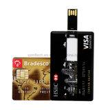 De hete Verkopende 8GB Fabrikant van de Aandrijving USB van de Pen van de Kaart van de Naam