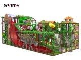 Equipamentos de playground coberto, Equipamento interior entretenimento surpreender Centro de Reprodução