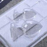 Boîtier en plastique transparente en PVC le conditionnement sous blister boîtes plié
