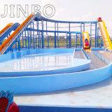 Recinto Ferial Parque Acuático equipamiento de presentación de diapositivas de paseos en cañada y paseos por el agua para la venta