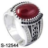 Zilver 925 van de Ring van de Juwelen van de fabriek In het groot