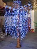Yaye 18 Ce/Rosh/de Lichten van de Boom van de Bloesem van de 2 LEIDENE van de Kleur van de Garantie van de Jaar Roze Kers van de Kers Tree/LED met IP65