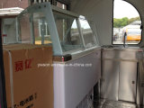 Panier de glace mobile Burger Kiosk Food Vending Snack Machine