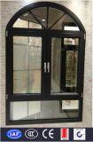 高品質のAlumninumのアーチの開き窓のWindows (BHA-CWA02)