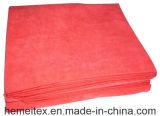 De Badhanddoek van Microfiber
