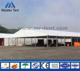 100 Sitzweißes Partei-Ereignis-Zelt für das Bekanntmachen