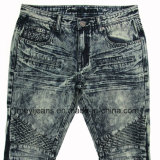 Мода Дизайн мужские прямые Denim (MYX01)
