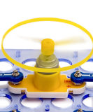 Venda a quente Kids Blocos de construção plástica brinquedos educativos