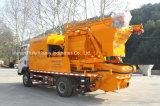Bomba montada caminhão do misturador concreto de eficiência elevada para a venda