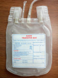 Sangre médicos desechables PVC para uso hospitalario
