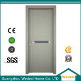 Porta de madeira maciça de PVC de alta qualidade para casas