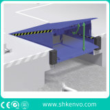 ローディング湾のための静止した自動倉庫の固定調節可能なドックの版