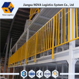 Сверхмощная платформа мансарды стальной структуры с хороший продавать