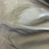 4 Möglichkeits-Ausdehnungs-Schwarz-Farben-Telefax-Leder-Gewebe für weiches Legging