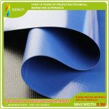 Cubierta revestida impermeable de la tienda del encerado del carro del PVC para la cubierta al aire libre