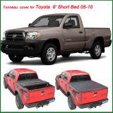 100% تلاءم أغطية لأنّ شاحنة صغيرة لأنّ تايوتا [كمبكت بيكوب] 6 ' سرير قصيرة 89-04