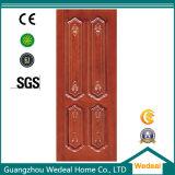 Portes d'intérieur en MDF en placage en bois
