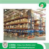 Corredor de acero Rack para almacén con aprobación CE