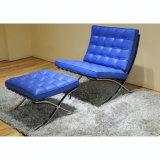 Cadeira de Barcelona da cadeira do lazer da sala de estar da sala de visitas (T03)
