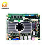 Chipset Fanless CPU-Motherboard-Intel-D525+Ich8m, Bordprozessor des intel-Atom-D525